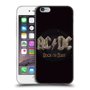 Official Ac/Dc Acdc Album Art Rock Or Bust Soft Gel Case For Apple Iphone 6 / 6S