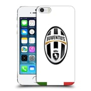 Official Juventus Football Club Crest Italia White Hard Back Case For Apple Iphone 5 / 5S / Se