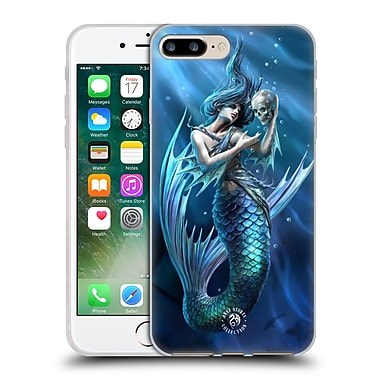 Official Anne Stokes Mermaids Sailors Ruin Soft Gel Case For Apple Iphone 7 Plus