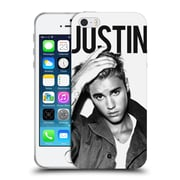 Official Justin Bieber Purpose Calendar Black And White Soft Gel Case For Apple Iphone 5 / 5S / Se