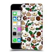 Official Micklyn Le Feuvre Holiday Patterns Christmas Treats And Cookies Hard Back Case For Apple Iphone 5C