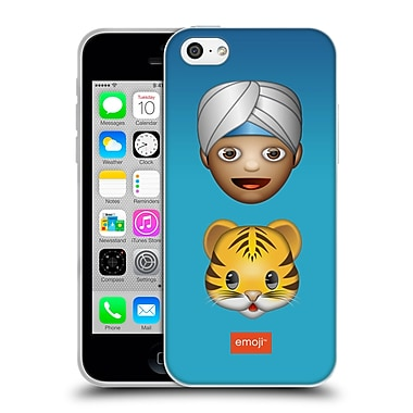 Official Emoji Movies And Series Man And Pet Soft Gel Case For Apple Iphone 5C