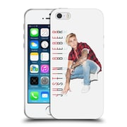 Official Justin Bieber Purpose Calendar Photo And Text Soft Gel Case For Apple Iphone 5 / 5S / Se