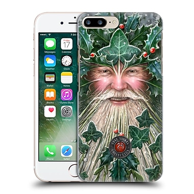 Official Anne Stokes Yule Season Spirit Hard Back Case For Apple Iphone 7 Plus