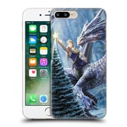 Official Anne Stokes Yule Winter Fantasy Hard Back Case For Apple Iphone 7 Plus