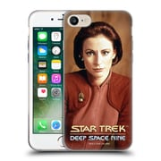 Official Star Trek Iconic Characters Ds9 Kira Nerys Soft Gel Case For Apple Iphone 7