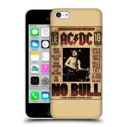 Official Ac/Dc Acdc Album Art No Bull Hard Back Case For Apple Iphone 5C