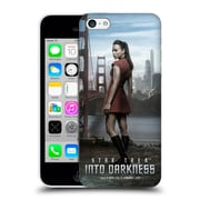 Official Star Trek Characters Into Darkness Xii Uhura Hard Back Case For Apple Iphone 5C