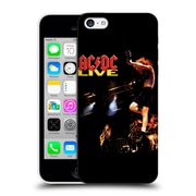 Official Ac/Dc Acdc Album Art Live Hard Back Case For Apple Iphone 5C