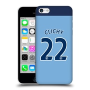 Official Manchester City Man City Fc Player Home Kit 2016/17 Group 1 Clichy Hard Back Case For Apple Iphone 5C