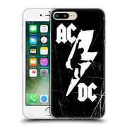 Official Ac/Dc Acdc Iconic Bolt Soft Gel Case For Apple Iphone 7 Plus