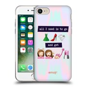Official Emoji So Sassy All I Need Soft Gel Case For Apple Iphone 7