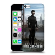 Official Star Trek Characters Into Darkness Xii Khan Hard Back Case For Apple Iphone 5C