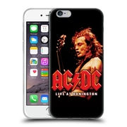 Official Ac/Dc Acdc Album Art Live At Donington Soft Gel Case For Apple Iphone 6 / 6S