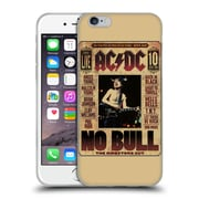 Official Ac/Dc Acdc Album Art No Bull Soft Gel Case For Apple Iphone 6 / 6S
