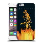 Official Ac/Dc Acdc Album Art Bonfire Soft Gel Case For Apple Iphone 6 / 6S