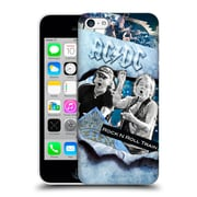 Official Ac/Dc Acdc Collage Rock And Roll Hard Back Case For Apple Iphone 5C