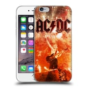 Official Ac/Dc Acdc Album Art Live At River Plate Soft Gel Case For Apple Iphone 6 / 6S