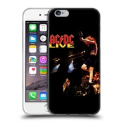 Official Ac/Dc Acdc Album Art Live Soft Gel Case For Apple Iphone 6 / 6S