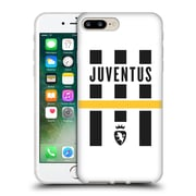 Official Juventus Football Club Lifestyle Logo Explosion Soft Gel Case For Apple Iphone 7 Plus
