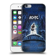 Official Ac/Dc Acdc Album Art Ballbreaker Soft Gel Case For Apple Iphone 6 / 6S