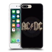 Official Ac/Dc Acdc Logo Bricks Soft Gel Case For Apple Iphone 7 Plus