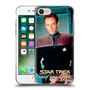 Official Star Trek Iconic Characters Ds9 Julian Bashir Soft Gel Case For Apple Iphone 7