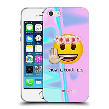 Official Emoji So Sassy No Soft Gel Case For Apple Iphone 5 / 5S / Se