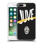Official Juventus Football Club Lifestyle Juve Soft Gel Case For Apple Iphone 7 Plus