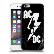 Official Ac/Dc Acdc Iconic Bolt Soft Gel Case For Apple Iphone 6 / 6S