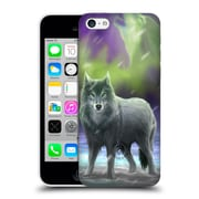 Official Anne Stokes Wolves Aura Hard Back Case For Apple Iphone 5C