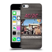Official Ac/Dc Acdc Album Cover Dirty Deeds Done Dirty Cheap Hard Back Case For Apple Iphone 5C