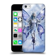 Official Anne Stokes Yule Snow Fairy Hard Back Case For Apple Iphone 5C