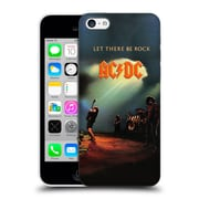 Official Ac/Dc Acdc Album Cover Let There Be Rock Hard Back Case For Apple Iphone 5C