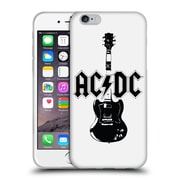 Official Ac/Dc Acdc Iconic Lead Guitar Soft Gel Case For Apple Iphone 6 / 6S