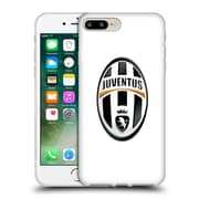 Official Juventus Football Club Crest Logo White Soft Gel Case For Apple Iphone 7 Plus