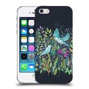 Official Micklyn Le Feuvre Wildlife Little Garden Birds Soft Gel Case For Apple Iphone 5 / 5S / Se