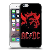 Official Ac/Dc Acdc Iconic Devil'S Head Soft Gel Case For Apple Iphone 6 / 6S