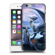 Official Anne Stokes Dragon Friendship New Horizons Hard Back Case For Apple Iphone 6 / 6S