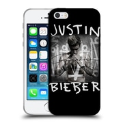 Official Justin Bieber Purpose Album Cover Soft Gel Case For Apple Iphone 5 / 5S / Se