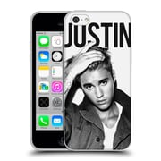 Official Justin Bieber Purpose Calendar Black And White Soft Gel Case For Apple Iphone 5C