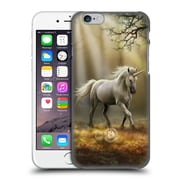 Official Anne Stokes Mythical Creatures Glimpse Of A Unicorn Hard Back Case For Apple Iphone 6 / 6S