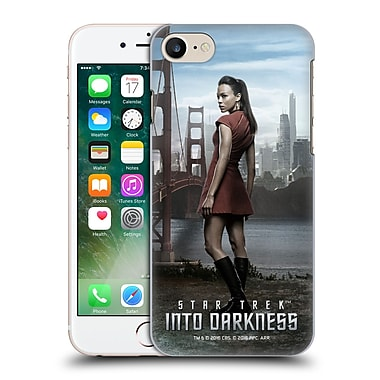 Official Star Trek Characters Into Darkness Xii Uhura Hard Back Case For Apple Iphone 7