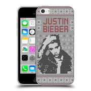 Official Justin Bieber Knitted Christmas Calendar Image Soft Gel Case For Apple Iphone 5C