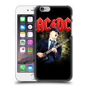 Official Ac/Dc Acdc Solo Angus Young Guitar Hard Back Case For Apple Iphone 6 / 6S