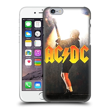 Official Ac/Dc Acdc Solo Angus Young Concert Hard Back Case For Apple Iphone 6 / 6S