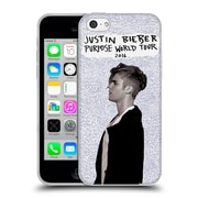 Official Justin Bieber Purpose World Tour 2016 Soft Gel Case For Apple Iphone 5C