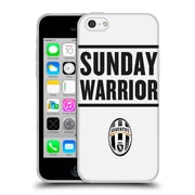 Official Juventus Football Club Lifestyle Sunday Warrior Soft Gel Case For Apple Iphone 5C