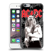Official Ac/Dc Acdc Solo Angus Young Ornament Hard Back Case For Apple Iphone 6 / 6S