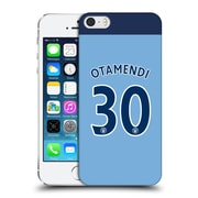 Official Manchester City Man City Fc Player Home Kit 2016/17 Group 1 Otamendi Hard Back Case For Apple Iphone 5 / 5S / Se